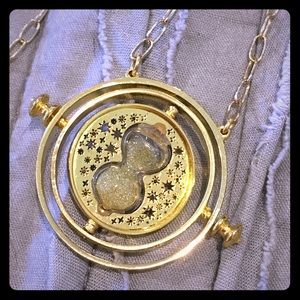 Time Turner Authentic Universal Studios Necklace